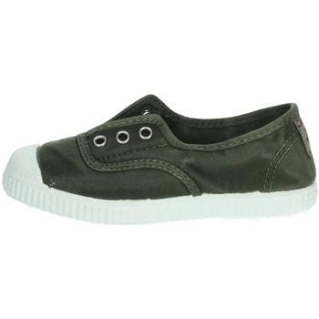 Schuhe Jungen Tennisschuhe Cienta 70777 Dunkel Grün