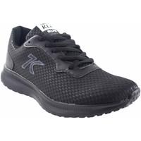 Schuhe Herren Sneaker Low Sweden Kle  Schwarz