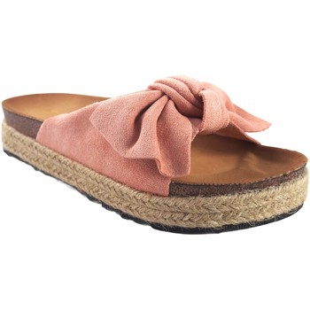 Schuhe Mädchen Multisportschuhe Bubble Bobble BOBBLE a3296 pink Rose