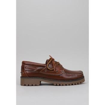Schuhe Herren Bootsschuhe Cossimo  Beige