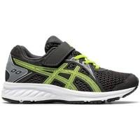 Schuhe Kinder Sneaker Low Asics Jolt 2 PS Grau, Seladongrün, Graphit