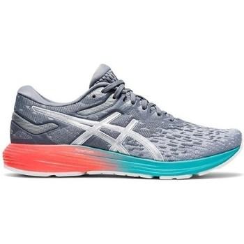 Schuhe Damen Sneaker Low Asics Dynaflyte 4 Weiß, Grau