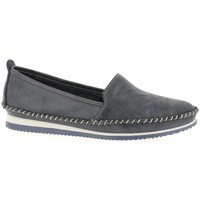 Schuhe Damen Slipper Andreaconti Ballerina 1889601 blau