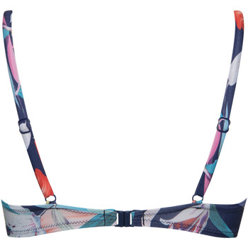 Kleidung Damen Bikini Ober- und Unterteile Lisca Hübsches  Push-up-Badeanzug-Oberteil Blau