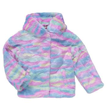 Kleidung Mädchen Mäntel Desigual CONGO Multicolor