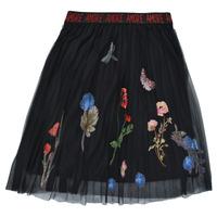 Kleidung Mädchen Röcke Desigual ANDREA Schwarz