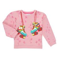 Kleidung Mädchen Sweatshirts Desigual MARGARA Rose