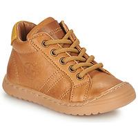 Schuhe Jungen Boots Bisgaard THOR Braun