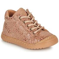 Schuhe Mädchen Boots Bisgaard THOR Rose / Gold