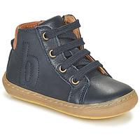 Schuhe Kinder Boots Bisgaard VILLUM Marine