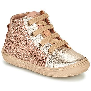 Schuhe Mädchen Boots Bisgaard VILLUM Rose
