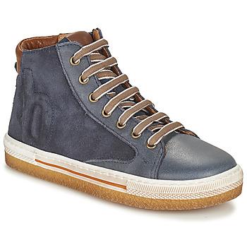 Schuhe Jungen Sneaker High Bisgaard GEORG Marine