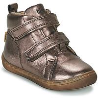 Schuhe Mädchen Sneaker High Bisgaard DEE Silbern