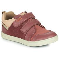 Schuhe Mädchen Sneaker Low Bisgaard LEVI TEX Rose