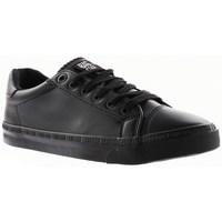 Schuhe Herren Sneaker Low Big Star HH174035 Schwarz