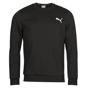 Kleidung Herren Sweatshirts Puma ESS CREW SWEAT FL Schwarz