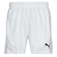 Kleidung Herren Shorts / Bermudas Puma ESS ACTIVE WOVEN SHORT Weiss