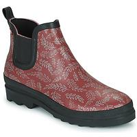 Schuhe Damen Gummistiefel Sanita FELICIA Bordeaux