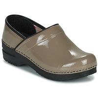 Schuhe Damen Pantoletten / Clogs Sanita PROF Maulwurf