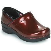 Schuhe Damen Pantoletten / Clogs Sanita PROF Bordeaux