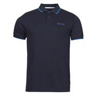 Kleidung Herren Polohemden Hackett HM562897 Marine