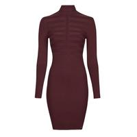Kleidung Damen Kurze Kleider Morgan RMENTO Bordeaux