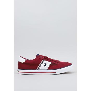Schuhe Herren Sneaker Low Lois  Bordeaux
