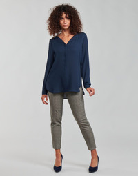 Kleidung Damen 5-Pocket-Hosen Freeman T.Porter CLAUDIA PONGO Grau