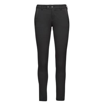 Kleidung Damen 5-Pocket-Hosen Freeman T.Porter TESSA CLASSICO Schwarz