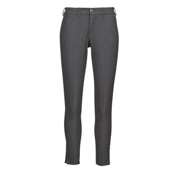 Kleidung Damen 5-Pocket-Hosen Freeman T.Porter ADELIE PRINCESS Grau / Anthrazit