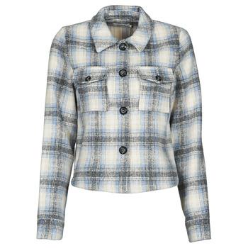 Kleidung Damen Jacken / Blazers Only ONLLOU Beige / Blau