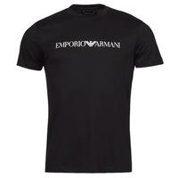 Kleidung Herren T-Shirts Emporio Armani 8N1TN5 Marine