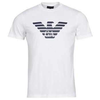 Kleidung Herren T-Shirts Emporio Armani 8N1TN5 Weiss