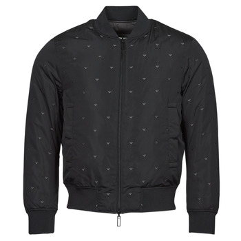 Kleidung Herren Jacken Emporio Armani 6K1B96 Schwarz