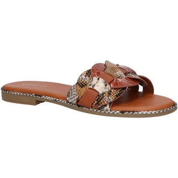 Schuhe Damen Pantoffel Maria Mare 68096 Marr?n