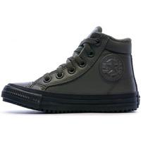 Schuhe Jungen Indoorschuhe Converse 668923C Grün