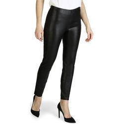 Kleidung Damen Leggings EAX - 3zyp05_ynabz Schwarz