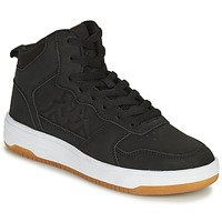 Schuhe Jungen Sneaker High Kappa SEATTLE MID Schwarz