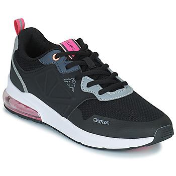 Schuhe Mädchen Sneaker Low Kappa SPLINTER LACE KID Blau / Rose