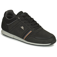 Schuhe Herren Sneaker Low Kappa TYLER Schwarz