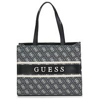 Taschen Damen Shopper / Einkaufstasche Guess MONIQUE TOTE Schwarz