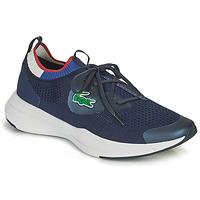 Schuhe Herren Sneaker Low Lacoste RUN SPIN KNIT 0121 1 SMA Marine