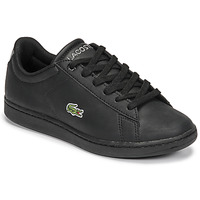 Schuhe Kinder Sneaker Low Lacoste CARNABY EVO BL 21 1 SUJ Schwarz