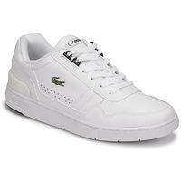 Schuhe Damen Sneaker Low Lacoste T-CLIP 0121 2 SFA Weiss