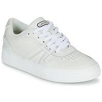 Schuhe Damen Sneaker Low Lacoste L001 0321 1 SFA Weiss