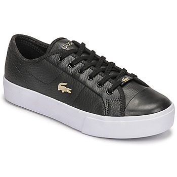 Schuhe Damen Sneaker Low Lacoste ZIANE PLUS GRAND 07211CFA Schwarz