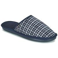 Schuhe Herren Hausschuhe DIM D CANO C Marine