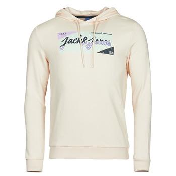 Kleidung Herren Sweatshirts Jack & Jones JORLOGON Beige