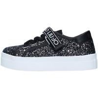 Schuhe Mädchen Sneaker Low Liu Jo 4A1701TX007 SCHWARZ
