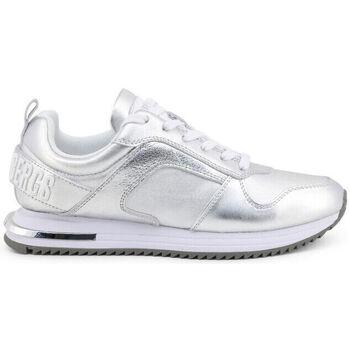 Schuhe Damen Sneaker Low Bikkembergs - b4bkw0041 Grau